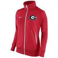 Nike Georgia Bulldogs MVP Dri-FIT Track Jacket