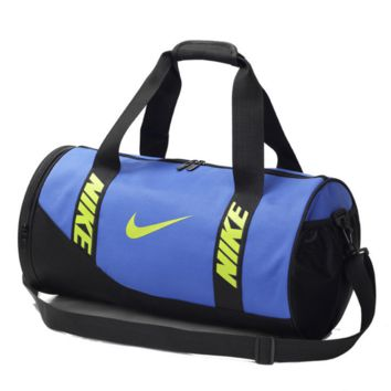 NIKE Fashion Casual Travel bag Carry-on bag luggage Tote Handbag
