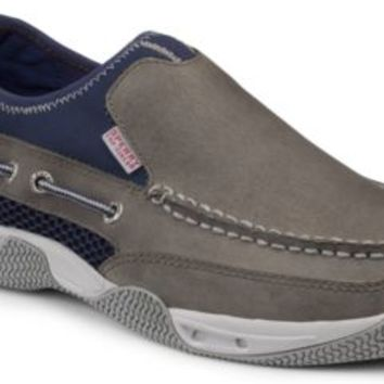 Sperry Top-Sider Sea Kite Sport Moc Slip-On Gray, Size 7M  Men's Shoes