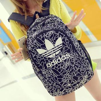 Adidas Sport Laptop Bag Shoulder School Bag Backpack
