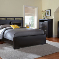 Loft 5 Pc. Queen Bedroom - Queen Bedroom Sets - Bedroom - mobile