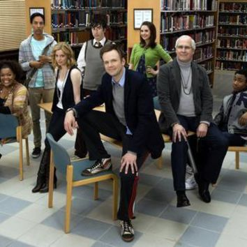 Community Cast Poster Standup 4inx6in
