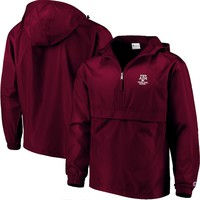 Texas A&M Aggies Champion Packable Jacket - Maroon