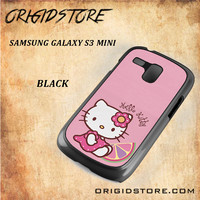 Hello Kitty Pink Lemon For Samsung Galaxy S3 Mini - Gift Present Multiple Choice