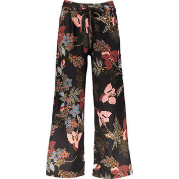 Black & Red Floral Culottes - Women's Mod Box - Edits - TK Maxx