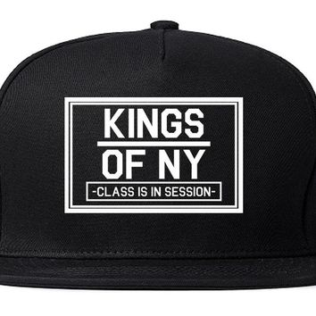 Kings Of NY Class Is In Session Snapback Hat Cap