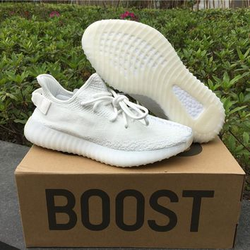 Adidas Yeezy 350 Boost V2 Cream White 36----46