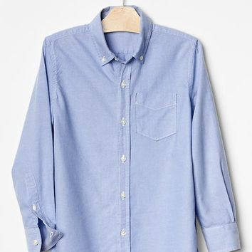 Gap Boys Oxford Shirt