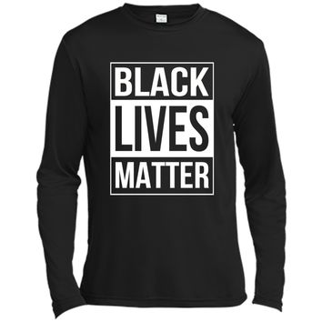 Black Lives Matter Political Protest T-Shirt