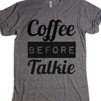 Athletic Grey T-Shirt | Funny Sassy Shirts