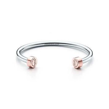 Tiffany & Co. - Return to Tiffany®:Narrow Circle Edge Cuff