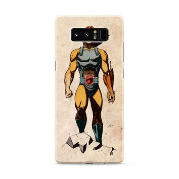 Thundercats (muscular) Samsung Galaxy Note 8 Case