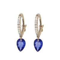 Set Free Mini Sapphire Earrings