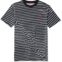 McQ Alexander McQueen - Slim-Fit Striped Cotton T-Shirt