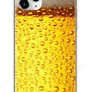 Beer Style Silicone Protective Iphone Case
