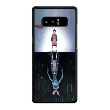 Stranger Things Eleven 2 1 Samsung Galaxy Note 8 Case