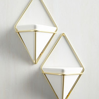 Dorm Decor Exemplary Contemporary Vase Set by ModCloth