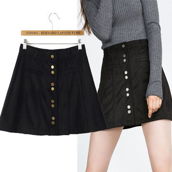 Women's Fashion Skirt [4919033412]