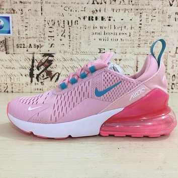 Nike Air Max 270 Pink Running Shoes