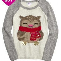 CABLE KNIT CRITTER SADIE SWEATER | GIRLS CLOTHES NEW ARRIVALS | SHOP JUSTICE