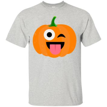 Clone_16-10-16_Pumpkin__Emoji_Wink__out_Tongue__Shirt__Halloween__Thanksgiving_002
