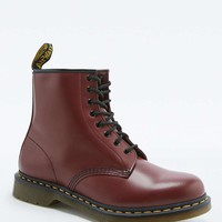 Dr. Martens 8-Eyelet Cherry Boots - Urban Outfitters