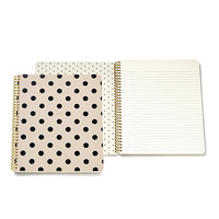 kate spade new york Spiral Notebook - So Well Composed