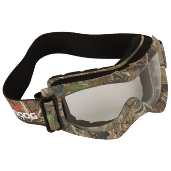 MadDog Gear ATV/UTV Goggles In RealTree Camo