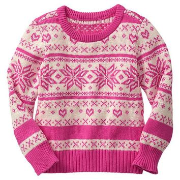 Best Pink Fair Isle Products on Wanelo