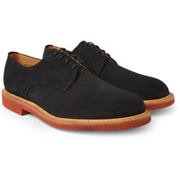 Mark McNairy Suede Derby Shoes | MR PORTER