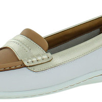 Clarks Cliffrose Enza Women's Slip On Loafers Moccasin Shoes
