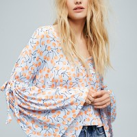 Free People Cherry Pie Top