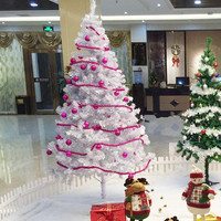 Christmas tree 1.5 m white Christmas tree decoration Home Decoration  gifts