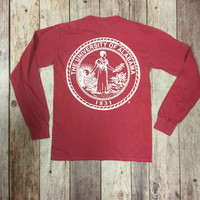 University of Alabama Seal L/S Tee