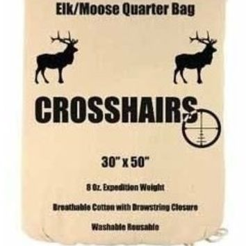 Elk-Moose 8oz. Quarter Bag