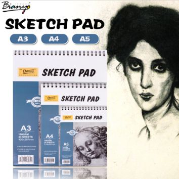 Sketching Pad A4 A5