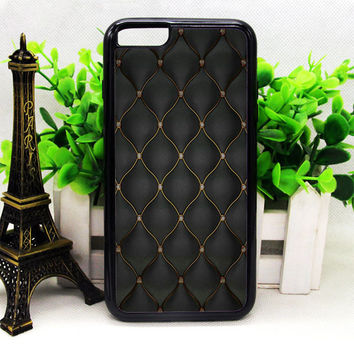 CHANEL LEATHER GOLD IPHONE 6 | 6 PLUS | 6S | 6S PLUS CASES