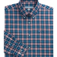 RUM CAY PLAID SPORT SHIRTStyle: 1144
