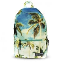 Breaking Rocks Sexy Palm Trees Pioneer Backpack