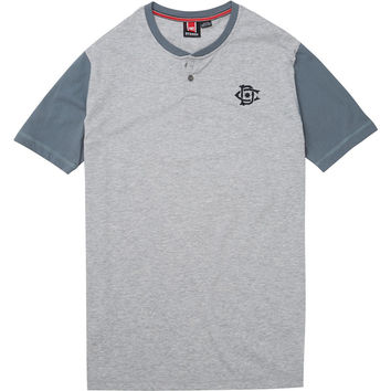 DC Rob Dyrdek Homage Henley - Short-Sleeve - Men's