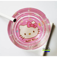 Hello kitty ashtray