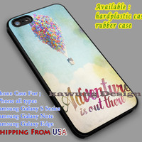 Adventure is Out There | Up | Disney iPhone 6s 6 6s+ 6plus Cases Samsung Galaxy s5 s6 Edge+ NOTE 5 4 3 #cartoon #disney #animated #up dL2