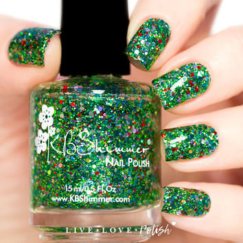 KBShimmer sELFie Nail Polish (Winter/Holiday 2016 Collection)