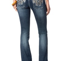 Santa Fe Flair Boot Cut Jeans