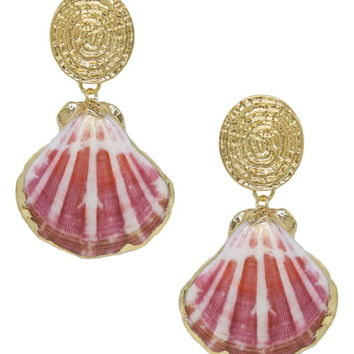 Ettika Shell Drop Earrings | Nordstrom