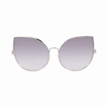 Cat Eye Lens Shadow Sunnies