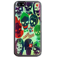 """Suicide Squad Movie Poster TPU+PC Case For Apple iPhone 6/6s PLUS (5.5"""")"""