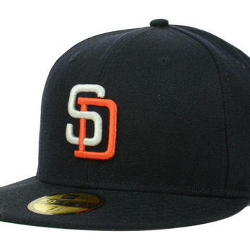 San Diego Padres MLB Cooperstown 59FIFTY Cap
