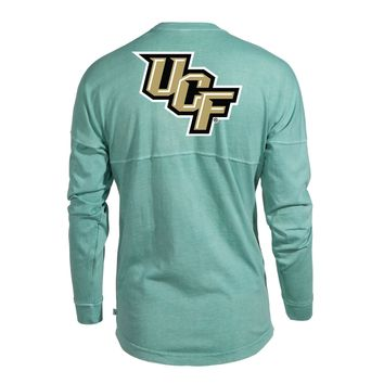 UCF Knights  Women's College NCAA T-Shirt Women's Long Sleeve Spirit Wear Jersey T-Shirt