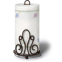 Walmart: Spectrum Patrice Paper Towel Holder, Bronze